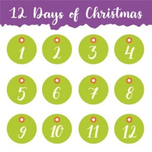 Real Estate 12 Days Before Christmas Must Do's 2017
