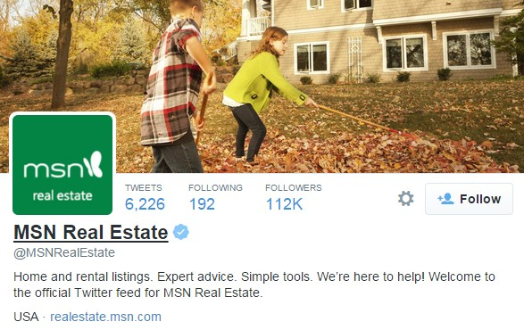 twitter for real estate agents