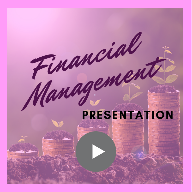 Financial Management Webinar
