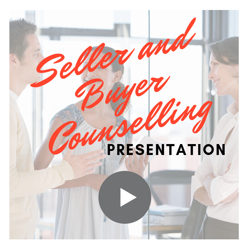 Seller and Buyer Counselling Presentation