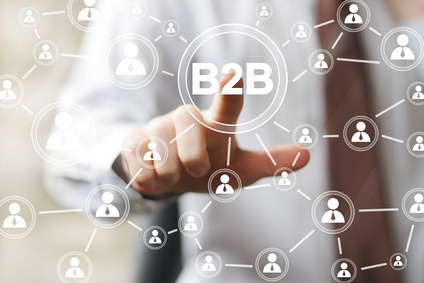 B2B business to business real estate