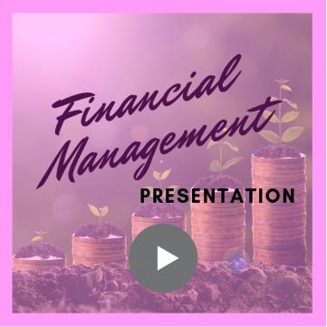 Financial Management Webinar