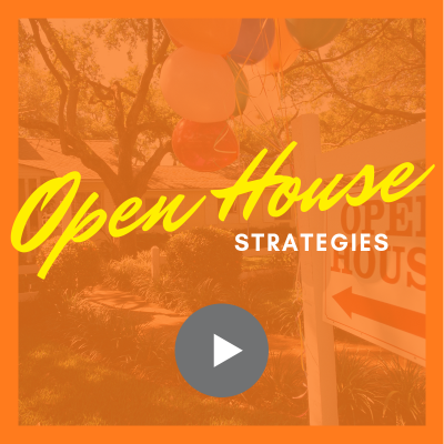 Open House Strategies