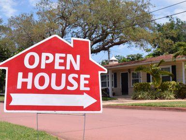 pre open house