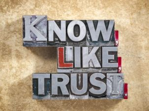 real estate know like trust be seen