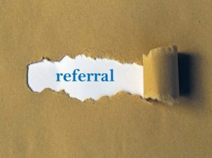 agent to agent referral