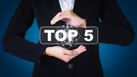 find top 5