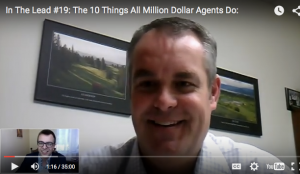 How Do You Become a Million Dollar Agent?