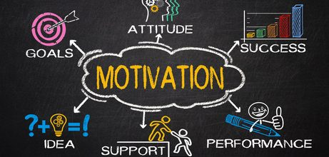 Top Ten Ways To Keep Your Motivation High