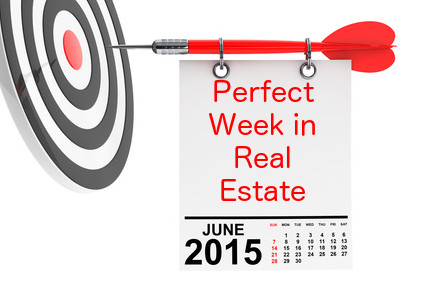 perfect week in real estate