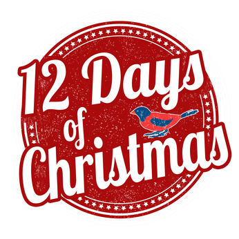real estate 12 Days of Christmas
