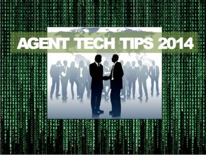 20 Real Estate Agent Tech Tips for 2014
