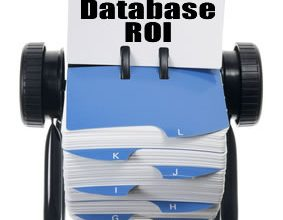 Want to Know How to Get a 1085% Return On Your Real Estate Database?