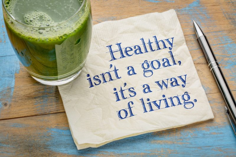 real estate healthy lifestyle