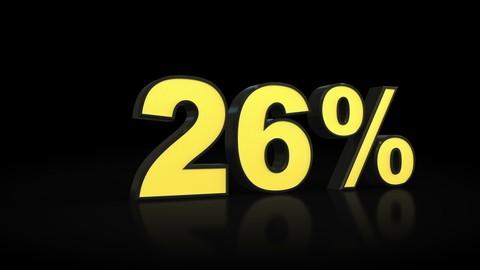 realtor increase business 26 percent