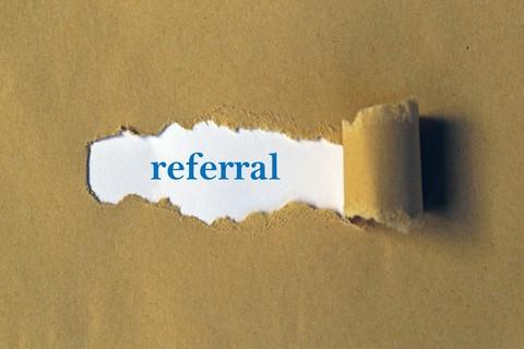 realtor generate referral