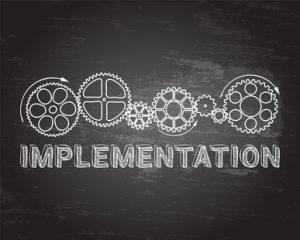implementation in real estate
