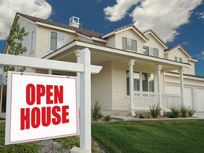 realtor open house ideas