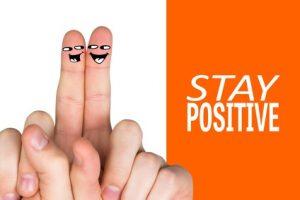 realtors stay positive